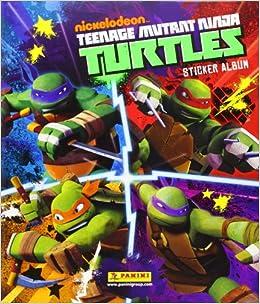 Álbum Cromos Tortugas Ninja: Amazon.es: Vv.Aa.: Libros