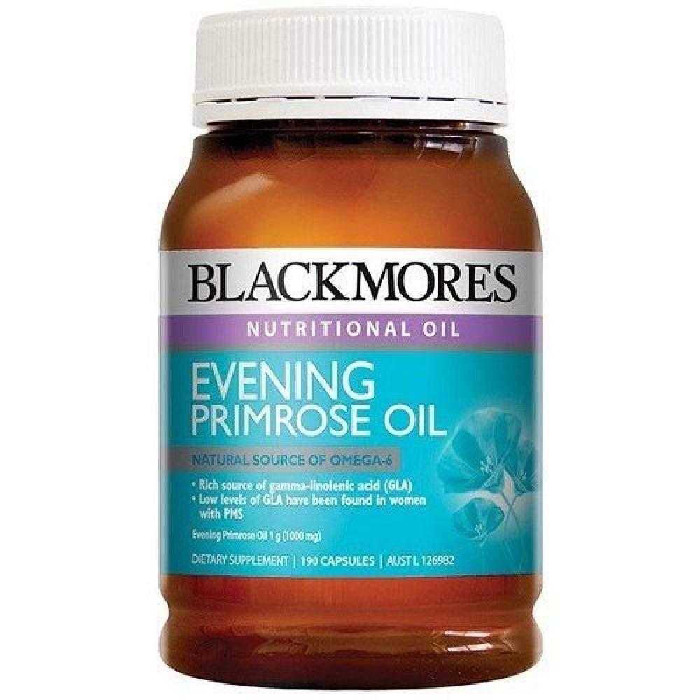 Blackmores Evening Primrose Oil (1000mg)190 Capsules