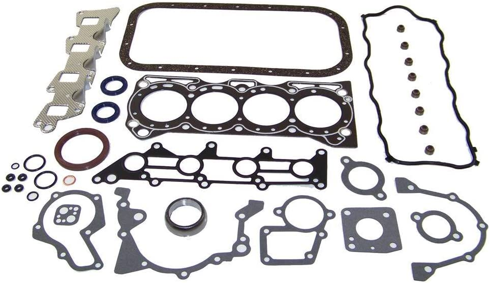 Swift // 1.3L // SOHC // L4 // 8V // 79cid // VIN 2 DNJ EK501M Master Engine Rebuild Kit for 1995-1997 // Geo Suzuki//Metro VIN 9