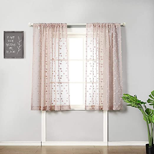Short Curtains For Bedroom