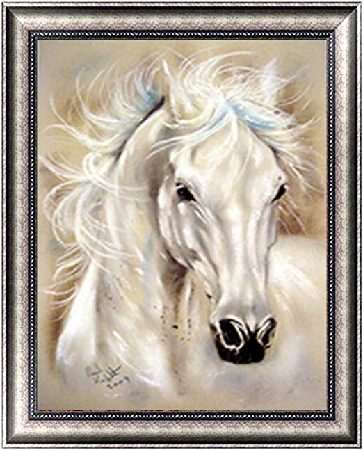 Kissme8 5D Full Diamond Painting Kit DIY Rhinestone Embroidery Full Drill Cross Stitch Arts Craft for Home Wall Decor Mage 30x40cm