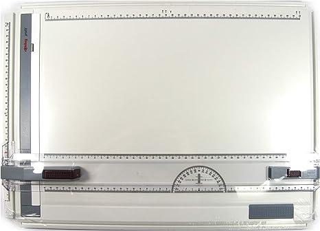 Rotring Profil Drawing Board A3 A3 (297×420 mm) Blanco - Tablero ...