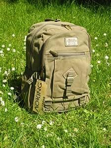 AOKING T192 al aire libre mochila de colour caqui
