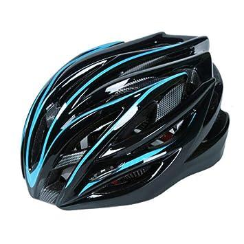 HHQ Casco de bicicleta de una pieza Casco de ciclismo Casco de bicicleta de montaña (