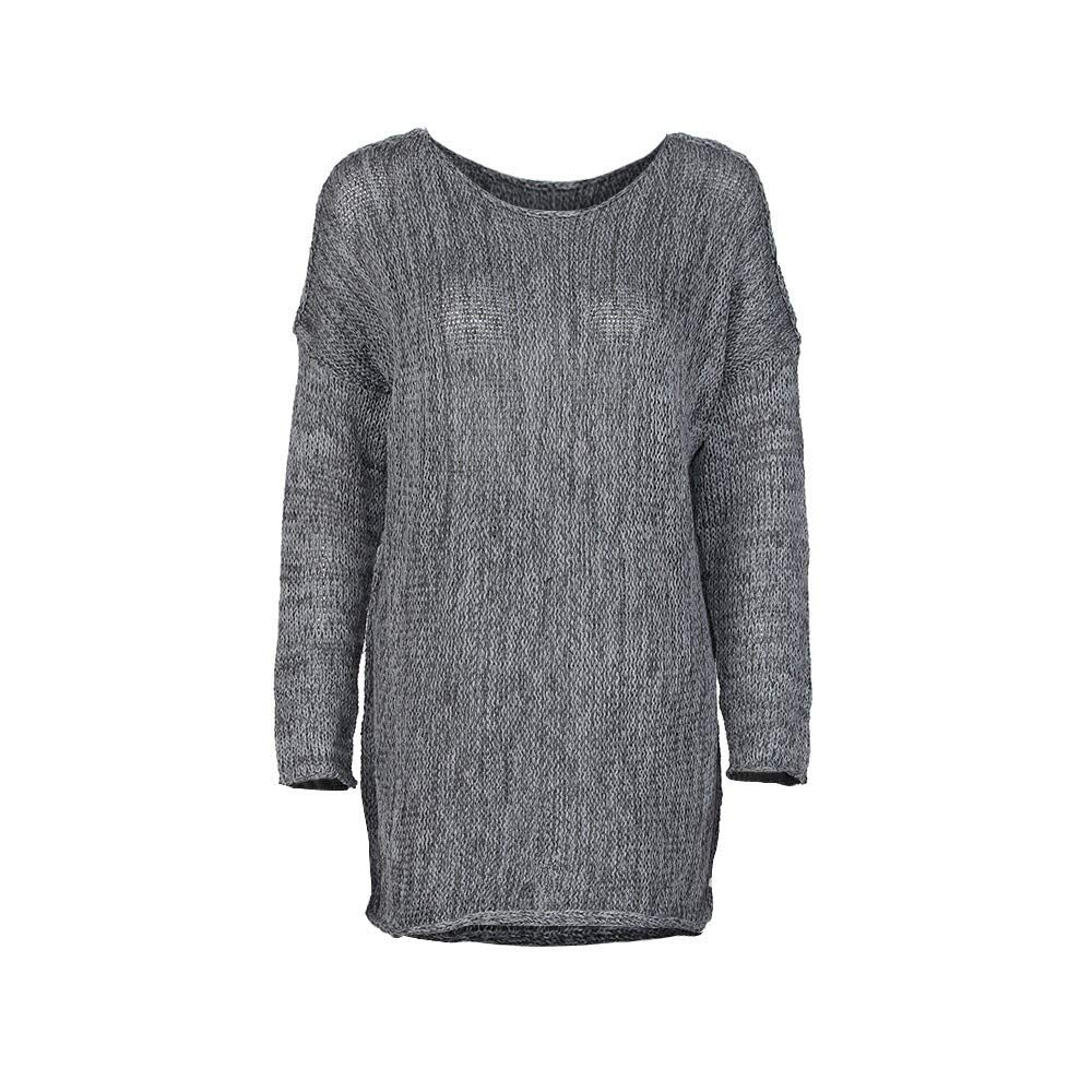 317d9fe612bf7 JUTOO Off The Shoulder Sweater wrap Cardigan Hoodie Kids Women Loose Long  Sleeve Fall Winter Oversize Sweater Jumper Shirt Tops  Amazon.co.uk   Clothing