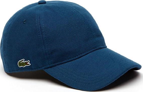 6cc5b3f4d1a Lacoste - Gorra de béisbol - para Hombre Royal Blue L  Amazon.es  Ropa y  accesorios