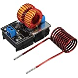Power Supply Module, 5V-12V ZVS Low Voltage Induction Heating Power Supply Module With Coil