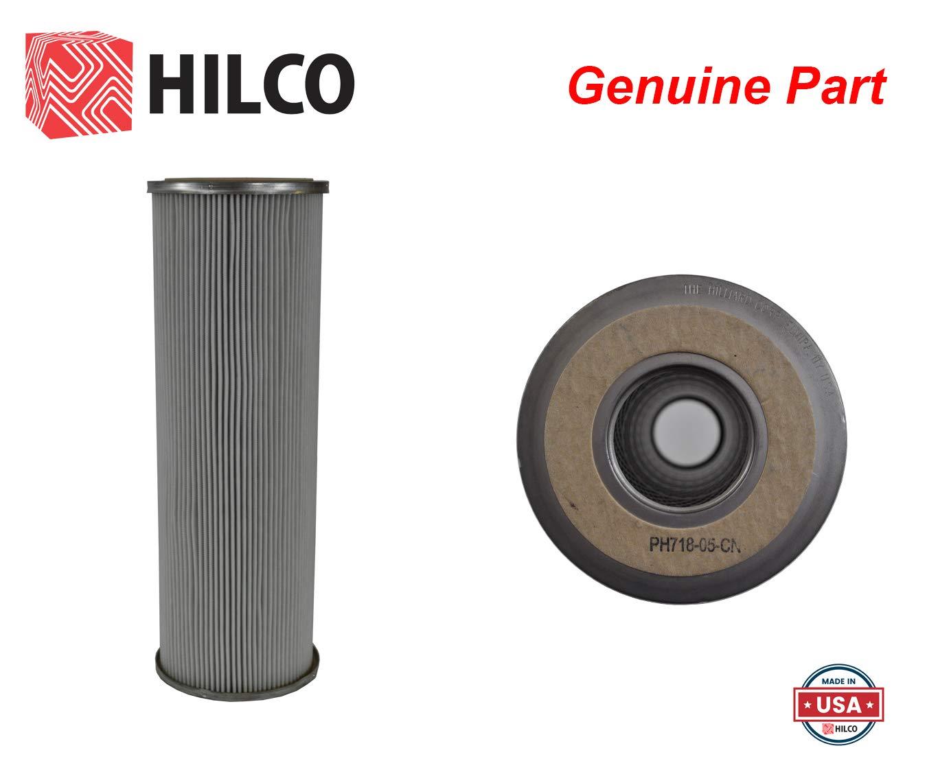 HILCO Pleated Cartridge PH718-05-CN Quantity 4//Carton