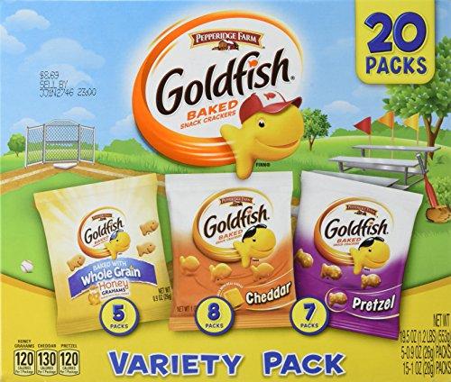 Pepperidge Farm Goldfish Multipack Savory