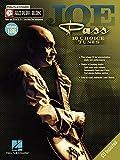 img - for Joe Pass Jazz Play Along Volume 186 Book/CD (Hal Leonard Jazz Play-Along) book / textbook / text book