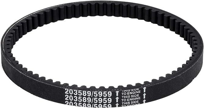 Senmubery 3 Pack 203589//5959 Go Kart Drive Belt 30 Series for Manco 5959 Comet 203589