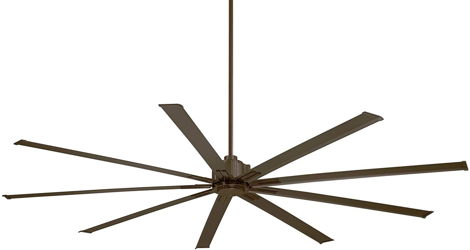 """Minka Aire Xtreme 96"""" Big Ceiling Fan in Oil Rubbed Bronze Finish"""