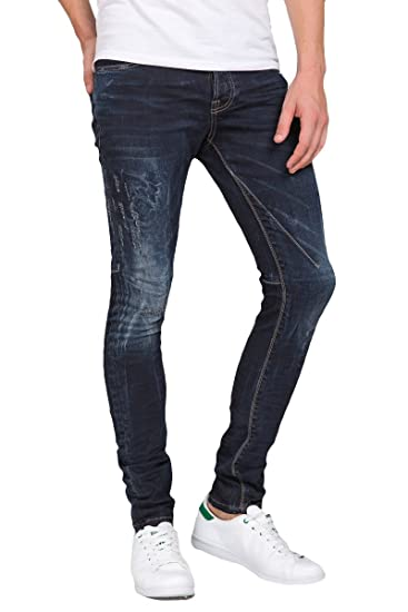 2370b61c Red Bridge Men Jeans/Straight Fit Jeans Hilario: Amazon.co.uk: Clothing
