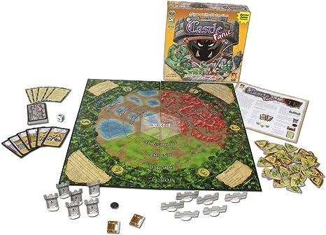 Franjos Spieleverlag - Juego de Mesa, de 1 a 6 Jugadores (FSD1001) (Importado): Amazon.es: Juguetes y juegos