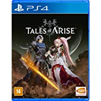 Tales of Arise-Padrão-Playstation 4