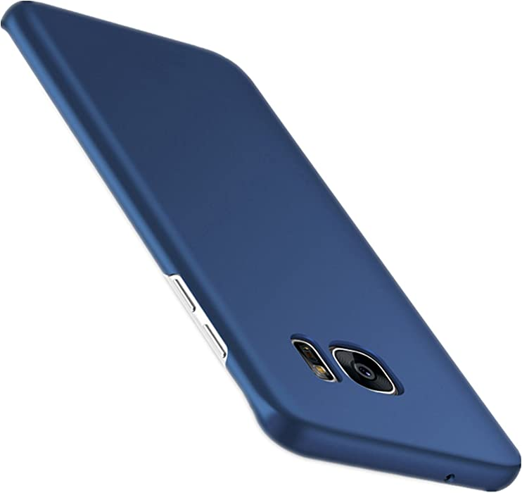 Carcasa Samsung Galaxy S7 Edge ,Qissy® Todo incluido Anti-Scratch Protective Case Cover para Samsung Galaxy S7edge 5.5
