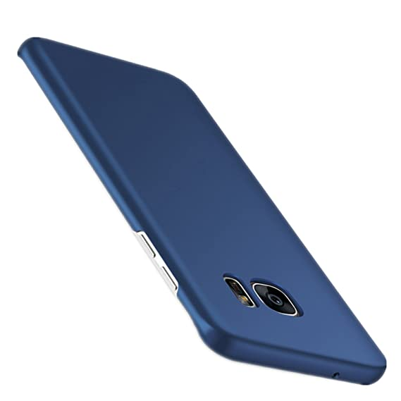 Qissy Carcasa Samsung Galaxy S6 Edge, Incluido Anti-Scratch para Samsung Galaxy S6 Edge Protective Case Cover para Samsung Galaxy S6 Edge 5.5