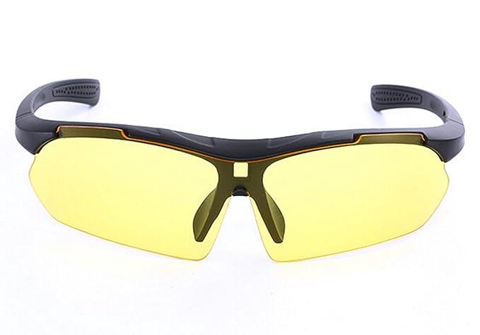 AnazoZ Gafas de Montar Gafas Protectoras Deporte Gafas de ...