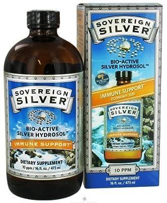 Sovereign Silver 16 oz Bottle 1 Bottle