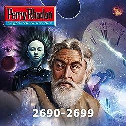 Perry Rhodan: Sammelband 30 (Perry Rhodan 2690-2699)
