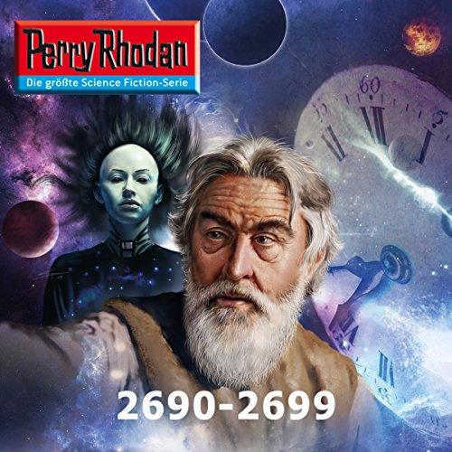 Perry Rhodan, Sammelband 30: Perry Rhodan 2690-2699 (Marc Jacobs Herren)