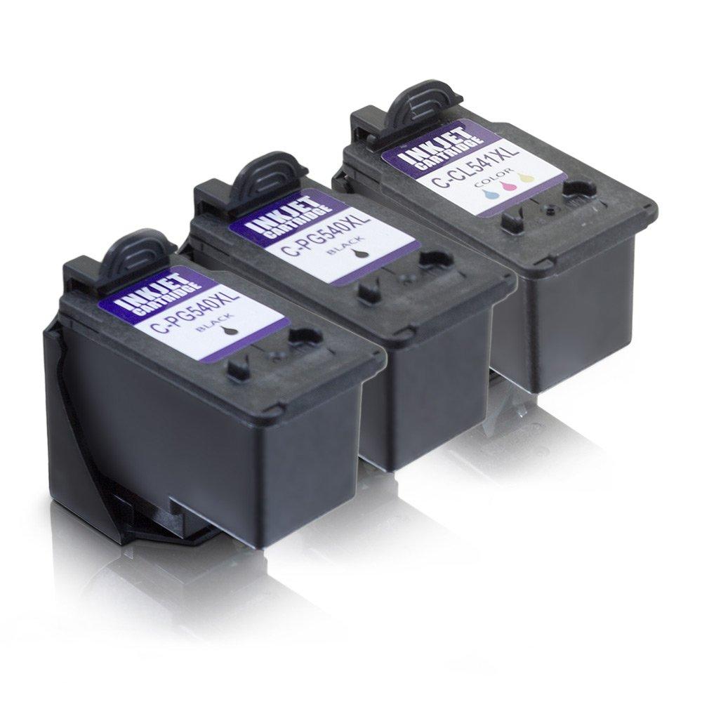 MS de Point® 3 cartuchos para impresora Canon Pixma MG3550 ...