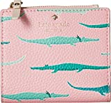 Kate Spade New York Women's Swamped Adalyn Small Wallet, Pink Majolica, One Size