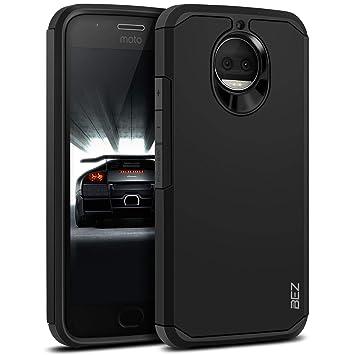 BEZ Funda Moto G5s Plus, Carcasa Compatible para Motorola Moto G5s ...