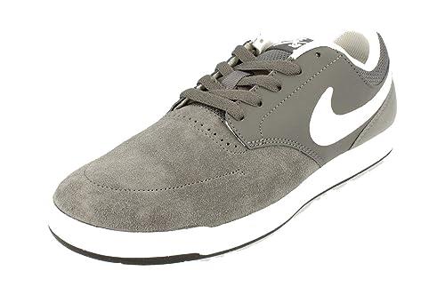 wholesale dealer ee071 1c08c Nike SB Fokus, Scarpe da Ginnastica Basse Uomo, Grigio (Dark Grey White