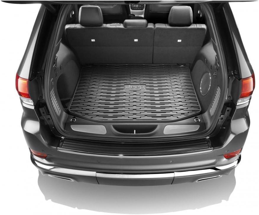 Protezione del Bagagliaio per l/'Automobile Jeep Grand Cherokee 01//2006-2011 Vasca Anti-Scivolo e su Misura progettata per Il Trasporto Sicuro di Spesa,Bagagli e Animali Domestici SIXTOL