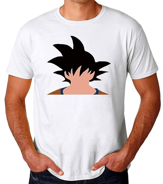 TeeWorld DBZ Dragon Ball Z Goku Camiseta para Hombres ...