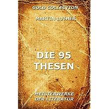 Die 95 Thesen (German Edition)