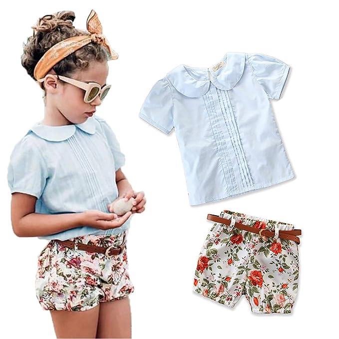 3pcs Toddler Baby Girl Clothes Set Baby & Toddler Clothing