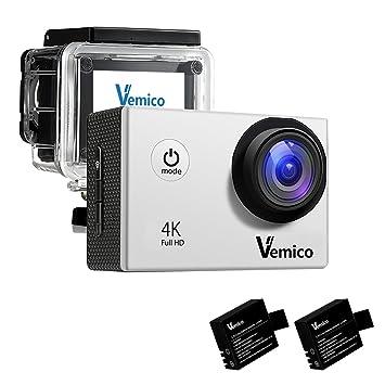 Sports Kamera 4k Ultra Hd Unterwasserkamera 16mp 170° Weitw Halten Sie Die Ganze Zeit Fit Camcorder Weyty Action Kamera