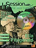 img - for In Session with Ella Fitzgerald: Book & CD book / textbook / text book