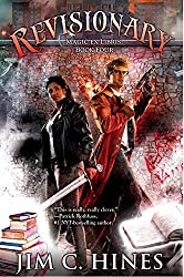 Revisionary: Magic Ex Libris: Book Four