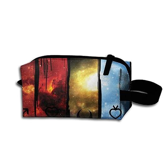 Amazon The Symbol Of Love Pencil Case Medicine Bag Toiletry Bag