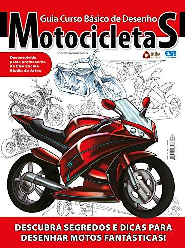Amazon Com Guia Curso Basico De Desenho Motocicletas