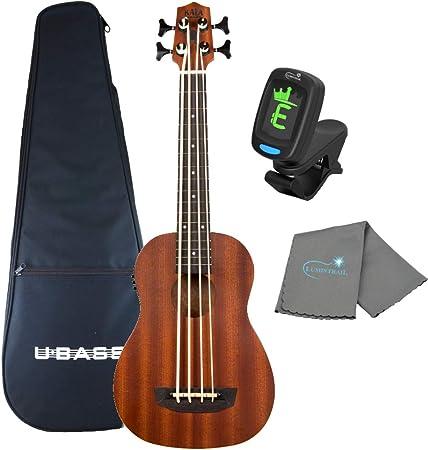 Kala Wanderer Acoustic-Electric U Bass