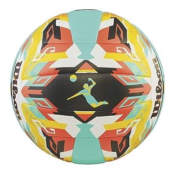 Wilson WTH5682XB Pelota de Voleibol AVP Aztec Uso recreativo ...