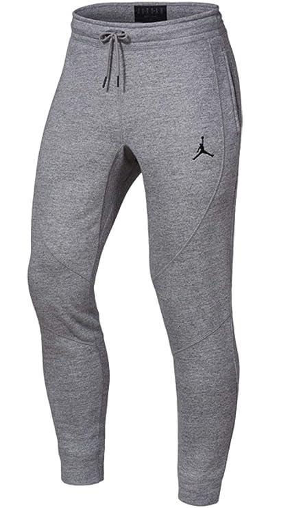newest 04311 950be Amazon.com   Jordan Sportswear Wing Fleece Pant Mens Style  860198-091  Size  3XL   Sports   Outdoors