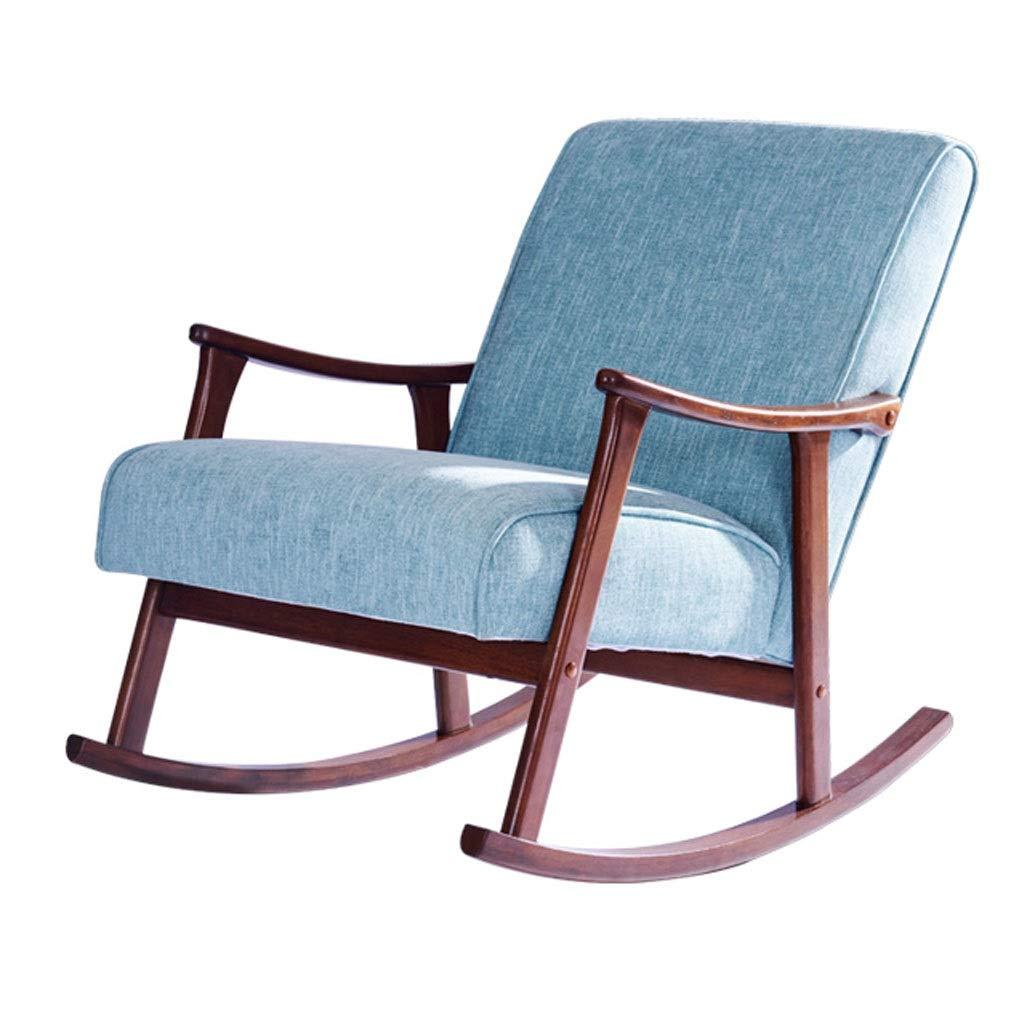 Amazon.com: Silla reclinable para salón, balcón, dormitorio ...