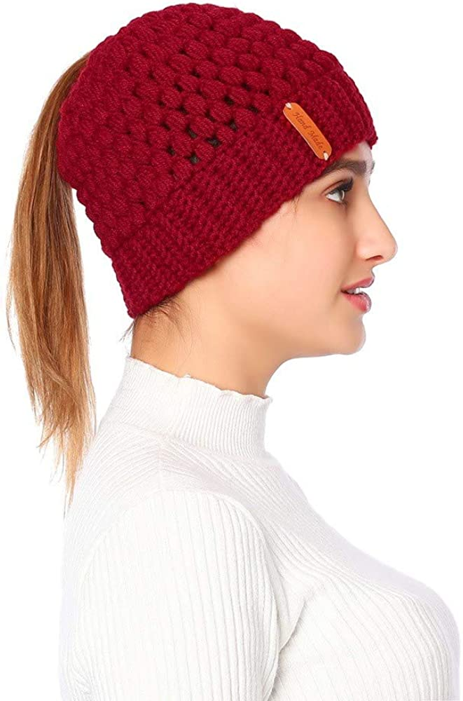 MEANIT Winter Knitted...