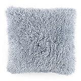 Lavish Home Floor Pillow 21'' x 21'' - Blue