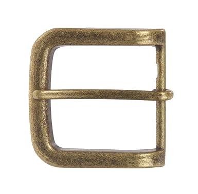 beltiscool Fibbia ovale per cintura da donna 31 mm