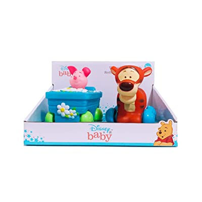 Disney Baby Winnie The Pooh Rolling Tigger and Piglet : Baby