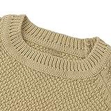 WeddingPach Baby Boys Girls Crochet Sweater Infant