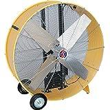 Q Standard Belt Drive Drum Fan