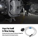 EWK 1.5M Brake Bleeding Hose for Pneumatic 6.5 & 15 Liter Oil Changer Vacuum Fluid Extractor Pump
