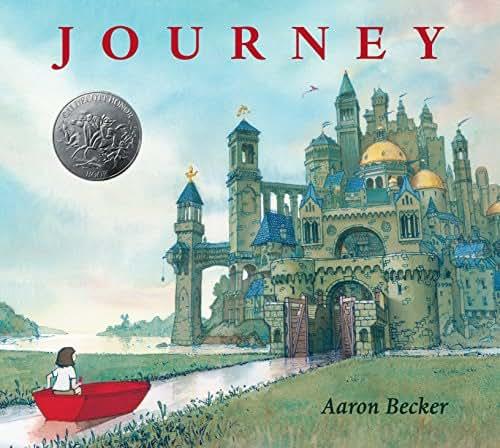Journey (Aaron Becker's Wordless Trilogy)
